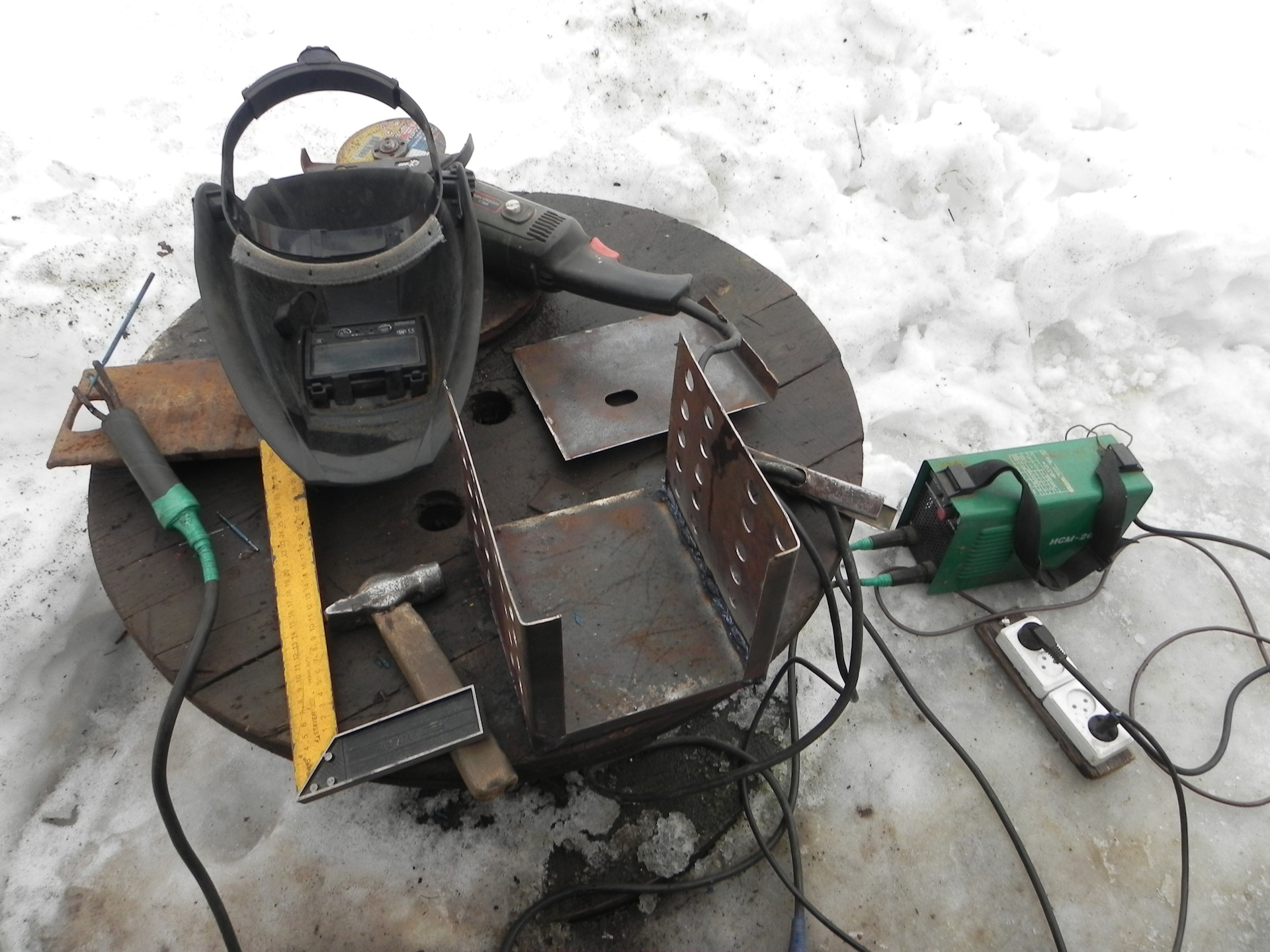 Теплообменник для зимней рыбалки без вентилятора как снять теплообменник с газового котла аристон видео