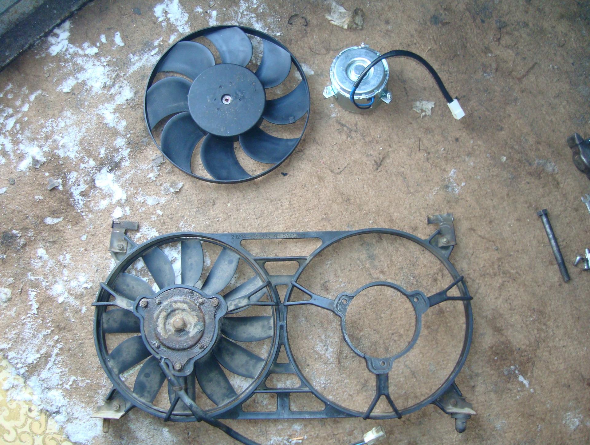 схема подключения двигателя печки ваз21213