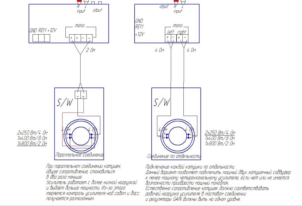 Calcell pop 130.4 схема подключения