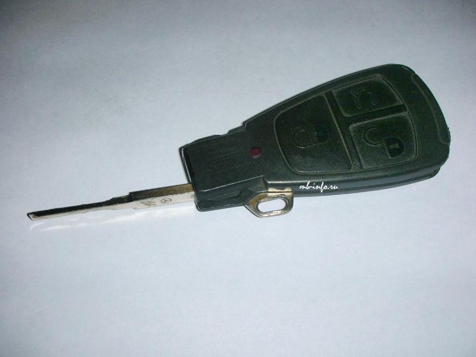 Mercedes S W220 Ключ Не Заводит
