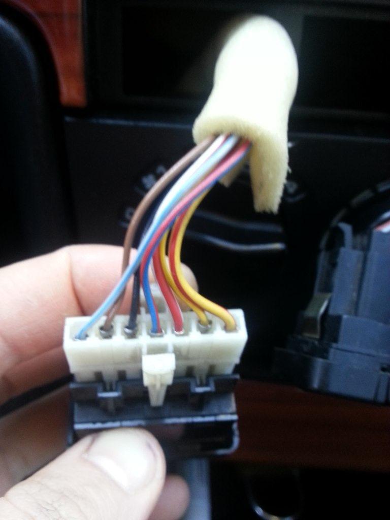 схема кнопка зажигание через реле passat b3