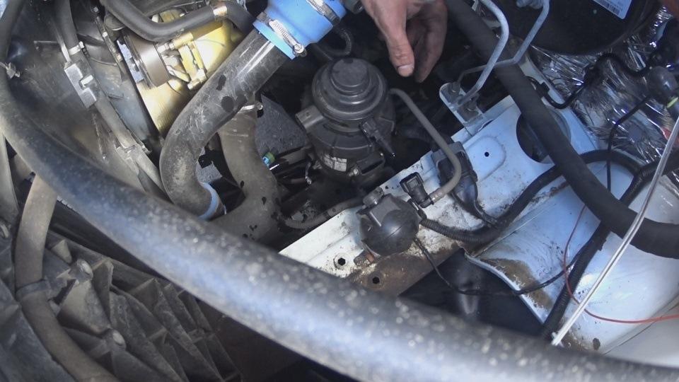Замена топливного фильтра газель некст cummins своими руками 35