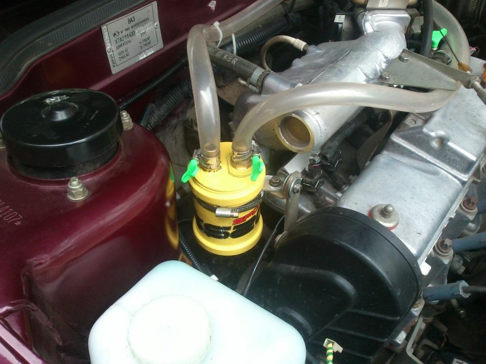 Доработки двигателя ваз 2114
