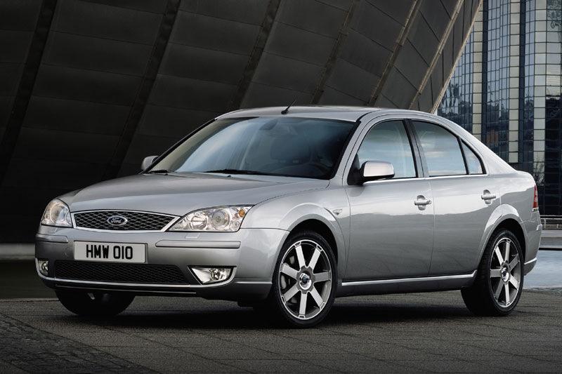 Форд Мондео 4 (2007-2014) - фото, цена, характеристики ...