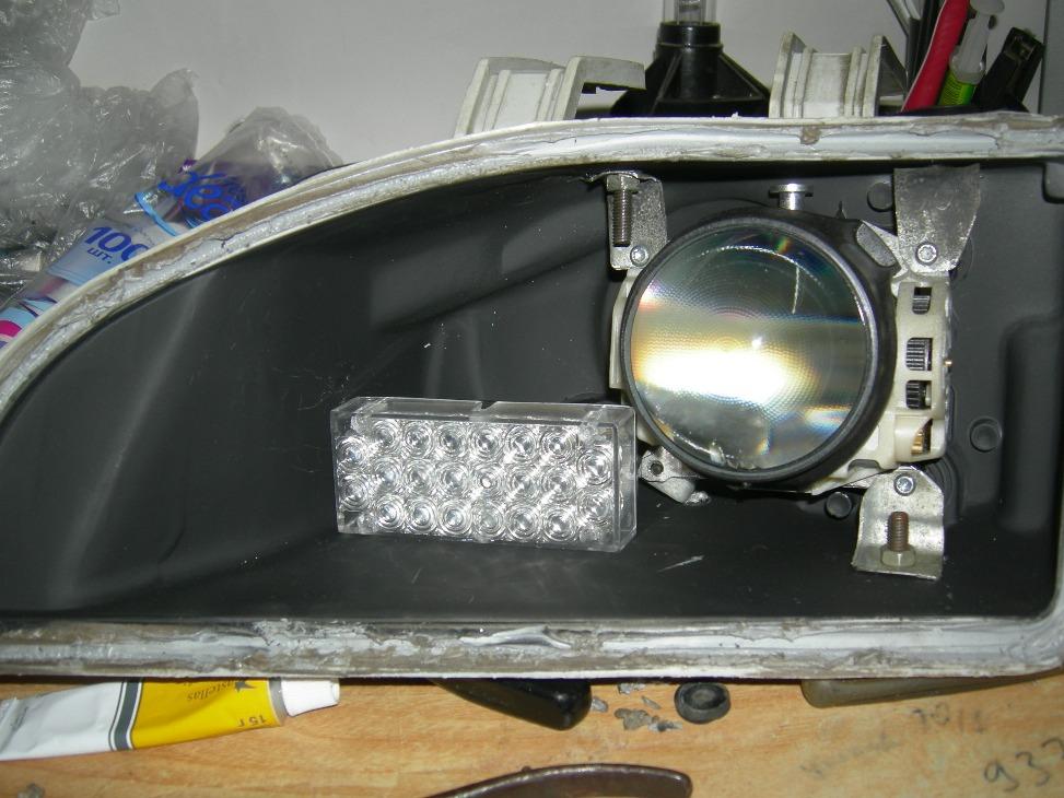 Стробоскопы на авто в фары как сделать