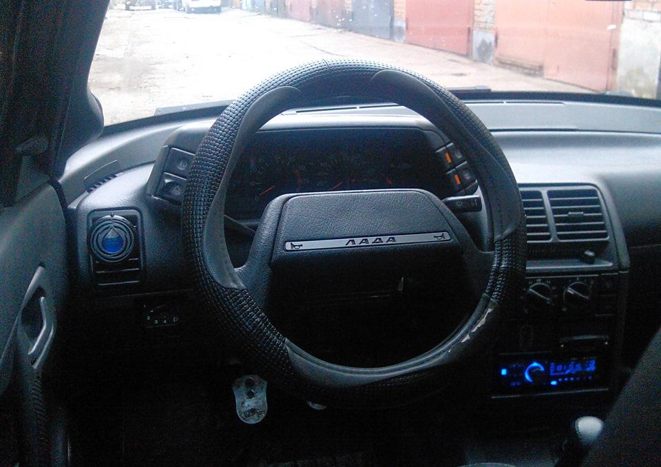 Фото №24 - руль на ВАЗ 2110