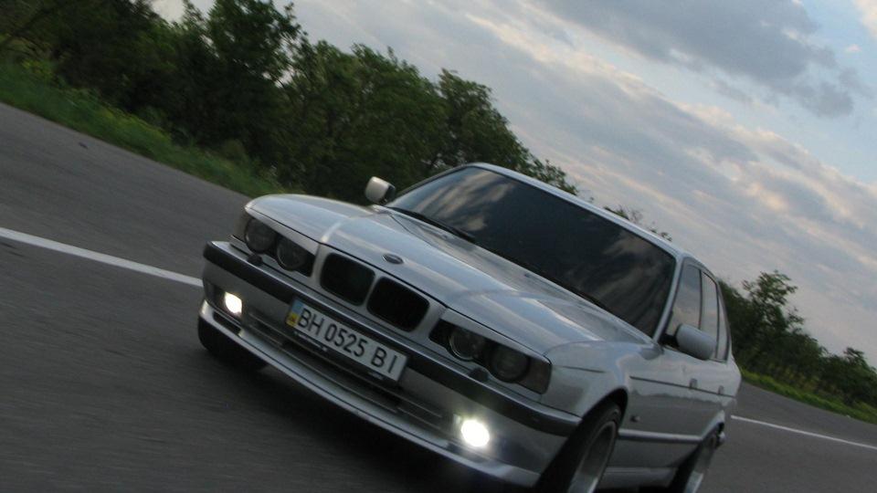 Bmw 5 Series 528ix Drive2