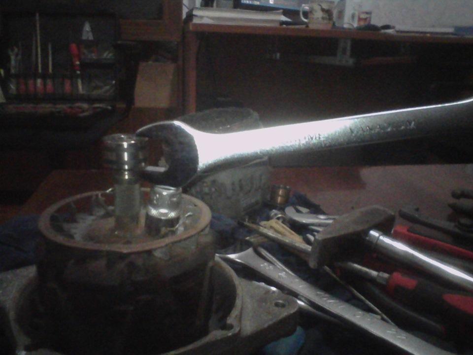 Фото №12 - замена токосъемных колец генератора ВАЗ 2110