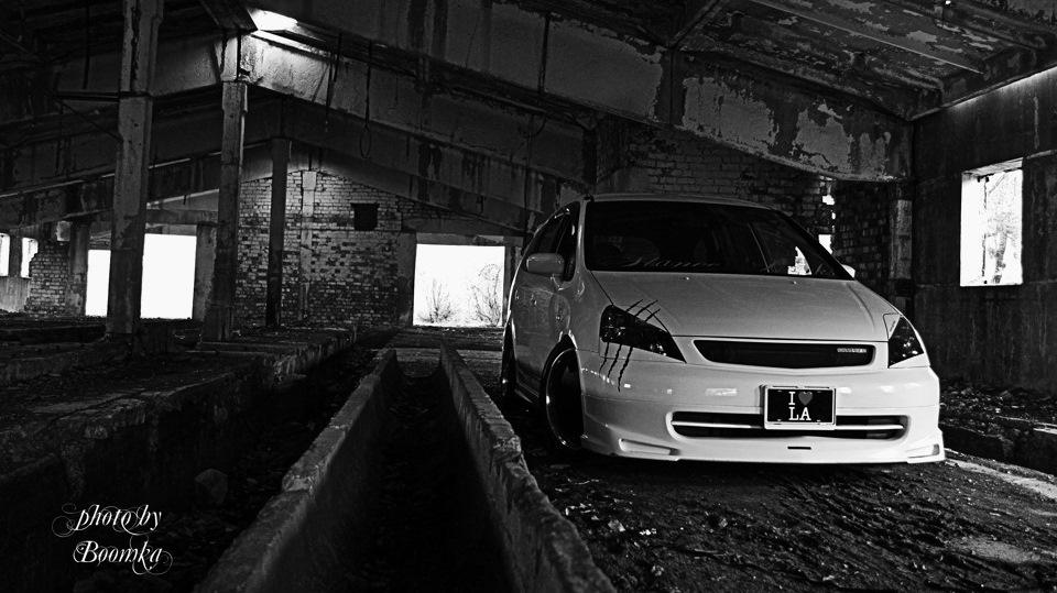 Honda Stream ♔Low'n Slow♔