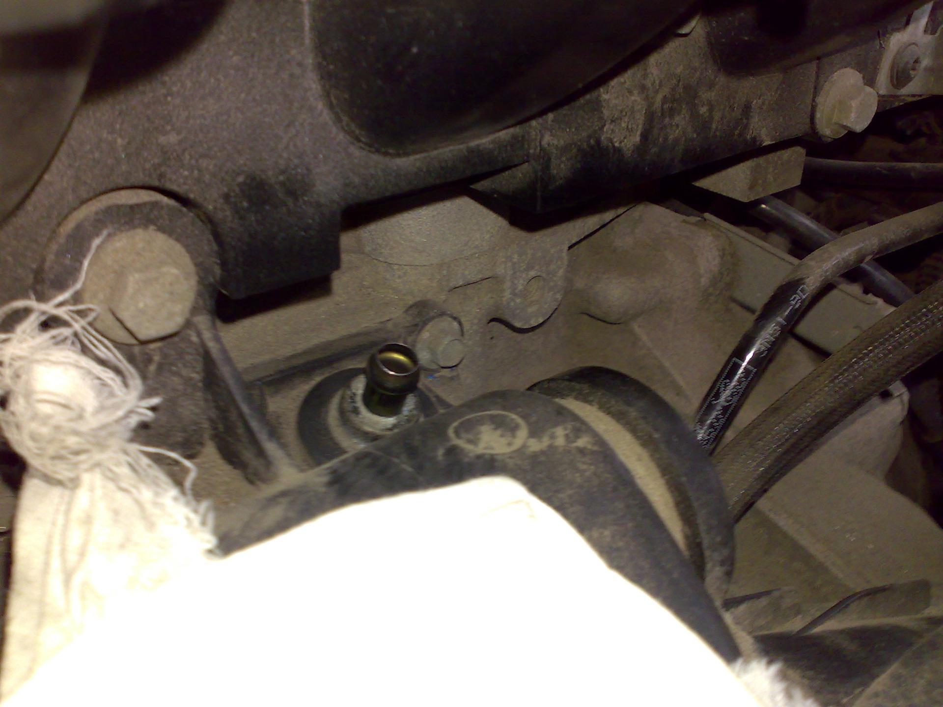 Прокладка дроссельной заслонки форд фокус 2