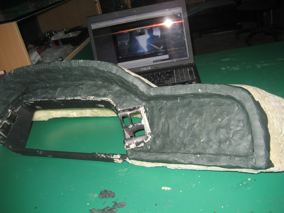 Как изготовить своими руками панель на автомобиль