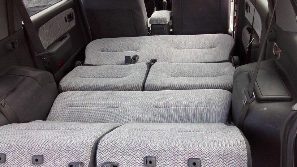 митсубиси спейс вагон из японии