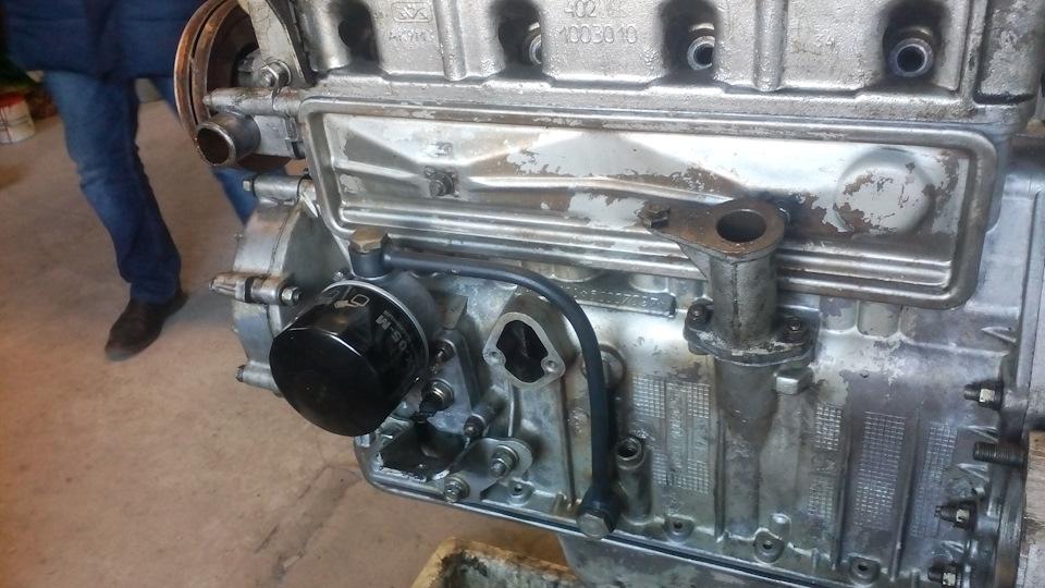 Ремонт двигателя уаз 402 своими руками список 28
