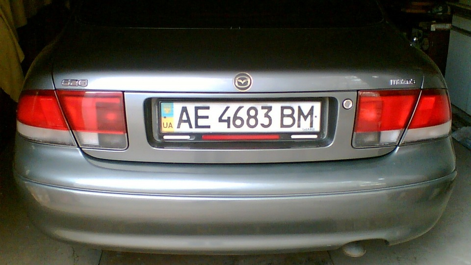 mazda / 626 / iv вагон фото