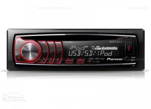 Надежность, как и у всех автомагнитол от компании Pioneer отличная.  Pioneer DEH-6300SD...  В наличии.