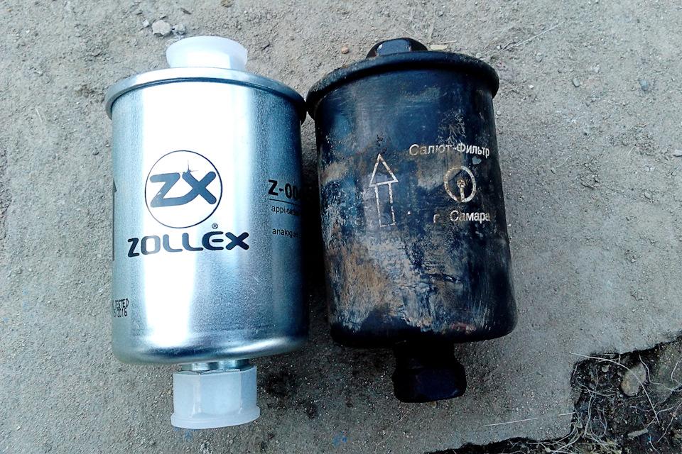 Меняем своими руками топливный фильтр на 21099 инжектор 37