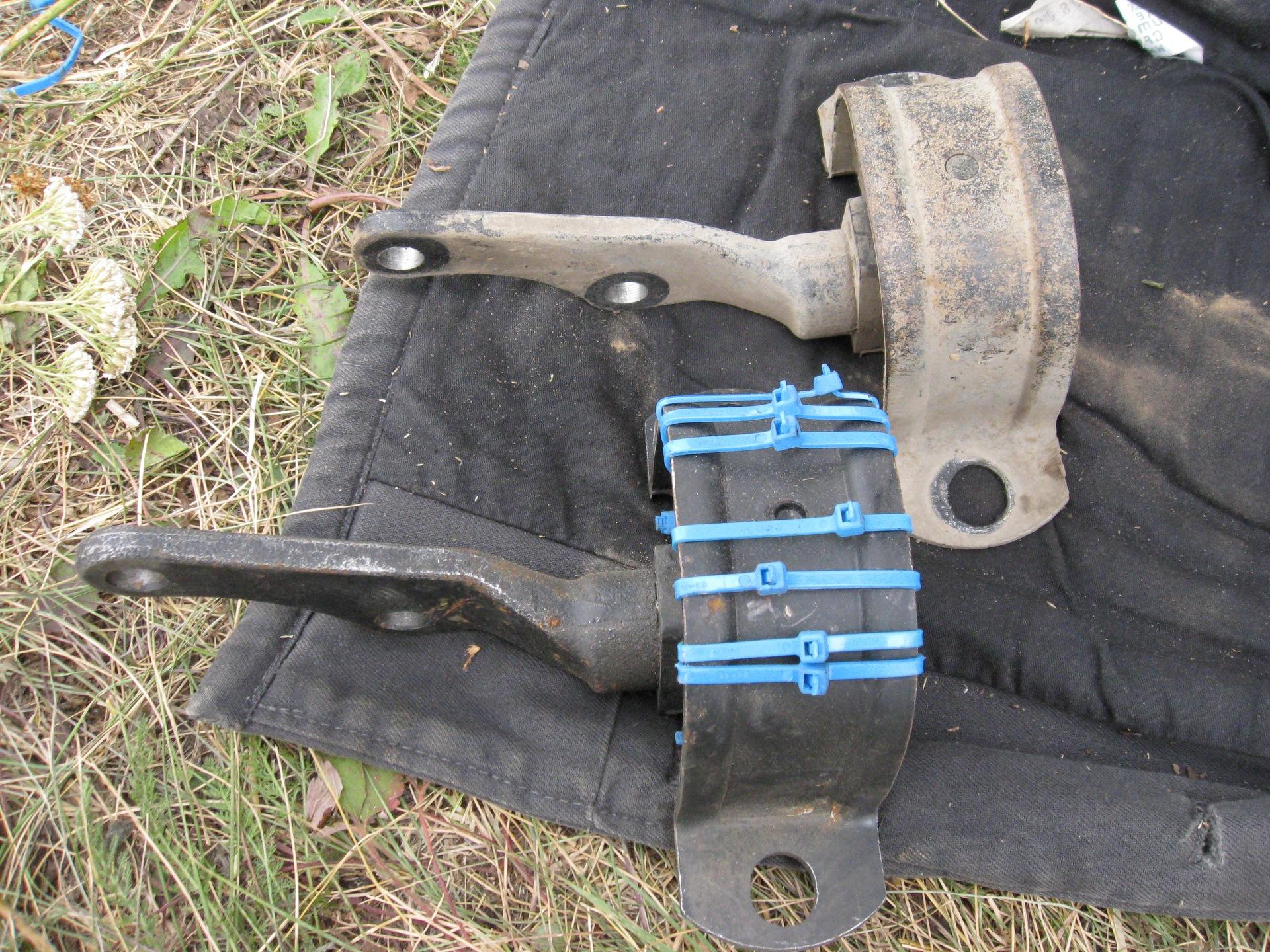 Ваз 2114 замена подушек двигателя
