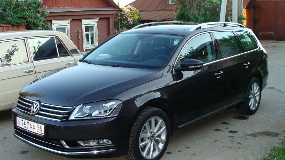 Купить Volkswagen Passat Variant