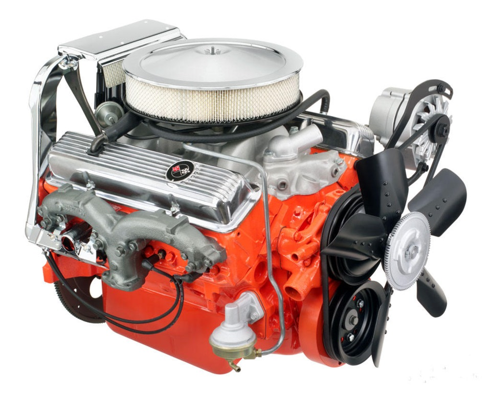 the differences between chevrolet small block v8 engine and a ford small block v8 engine Generally a small block was under 400 cubic inches (655 l) and a big block was over 400 cubic inches however, there were some exceptions the sharp distinction between big block and small block architecture can generally be reserved to the discussion of classic chevy and ford engines.
