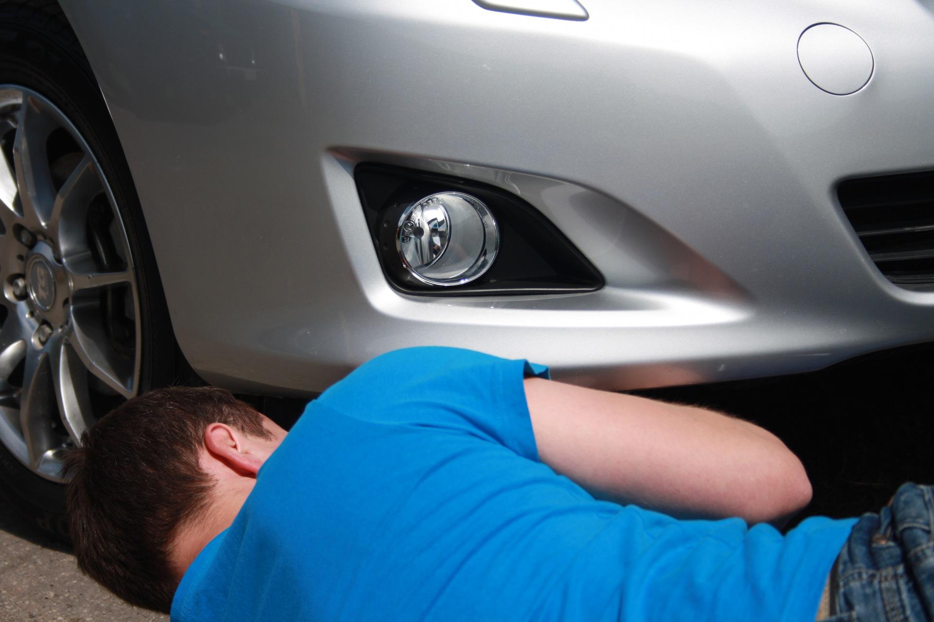 "Установка противотуманных фар - бортжурнал Toyota Corolla ""Premium"" 2008 года на DRIVE2"
