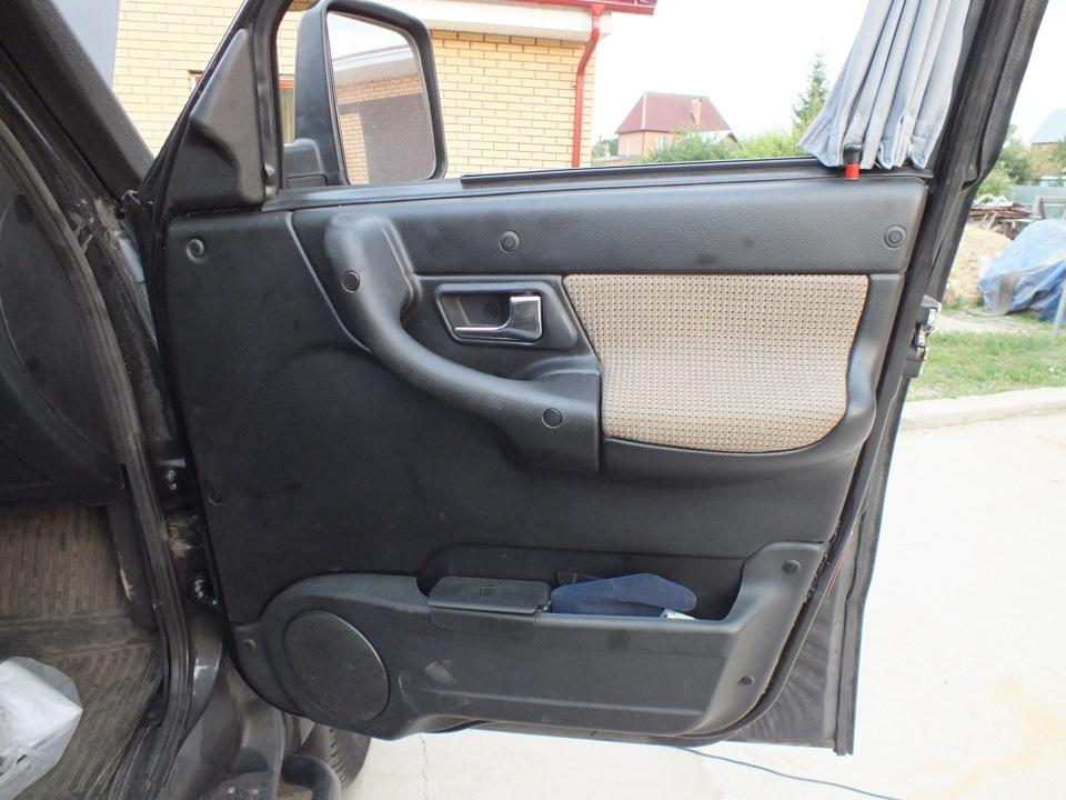 Как снять обшивку двери бортжурнал УАЗ Patriot limited 2015 года на