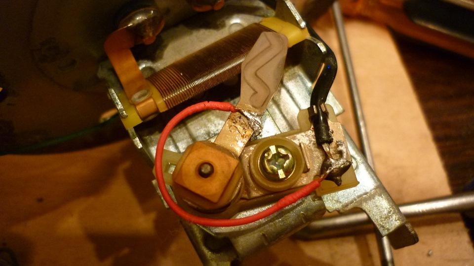 Как отремонтировать дачик топлива - Яблоки