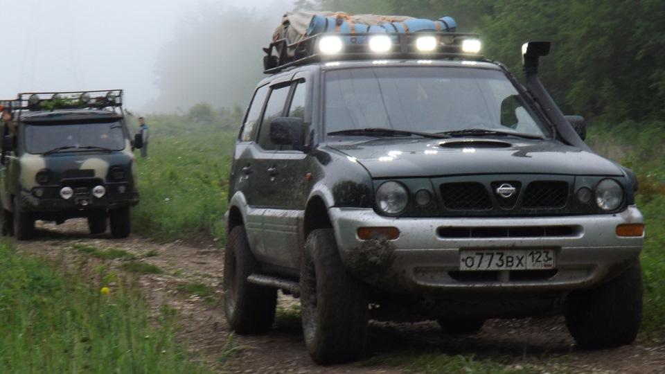 ниссан террано в хабаровском крае