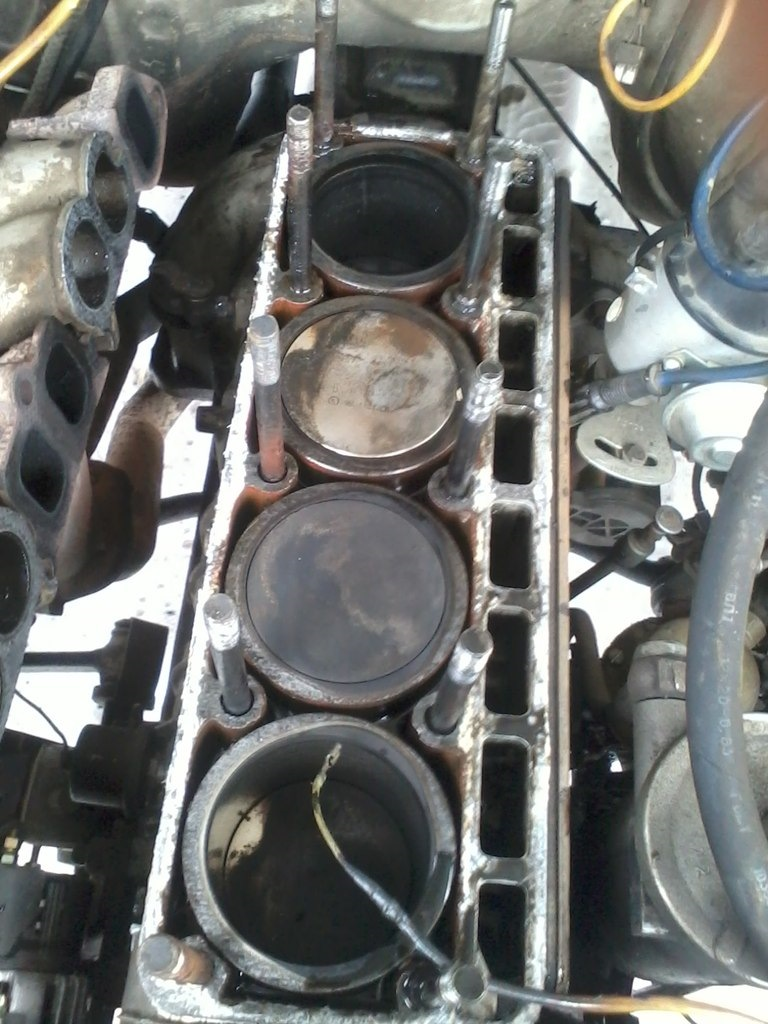 Капитальный ремонт двигателя 402