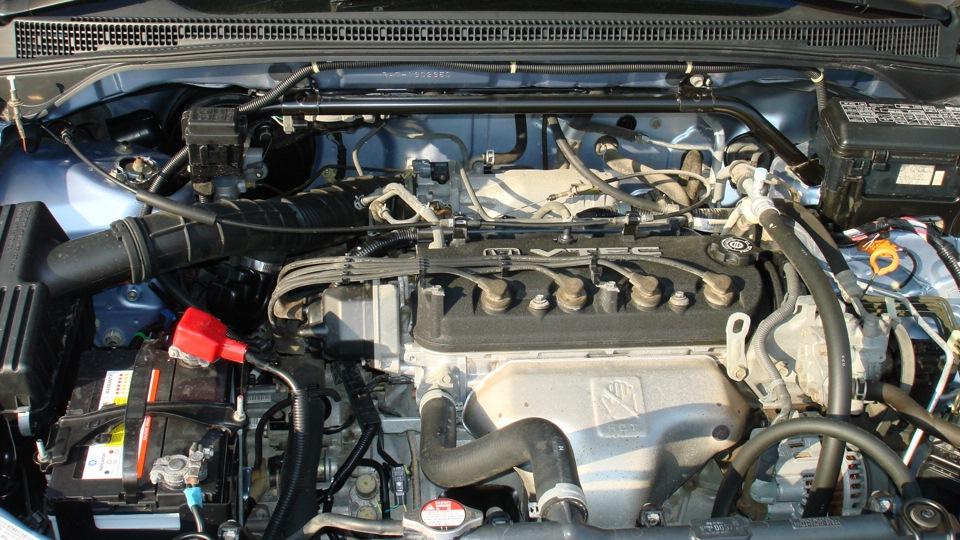 Honda Odyssey Ra7 Drive2