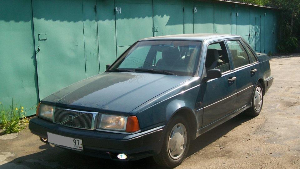 вольво 460