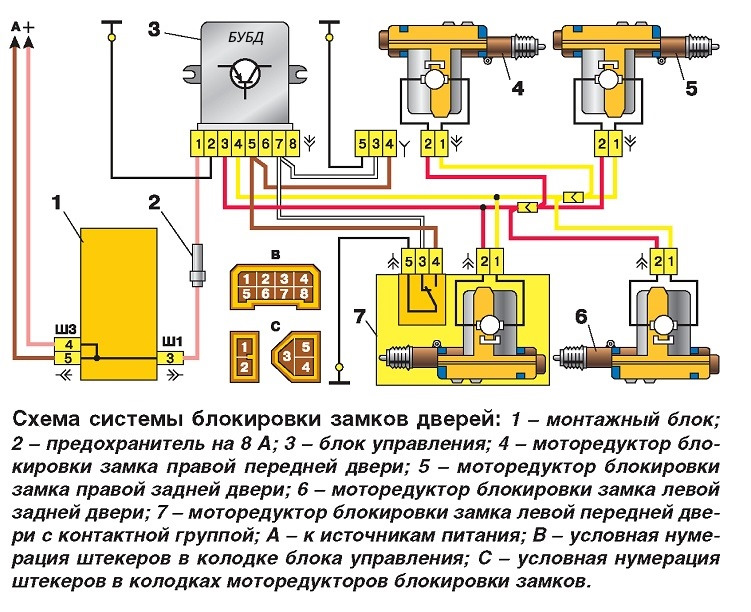 dgAAAgCTpOA 960 - Штатная сигнализация ваз 2114