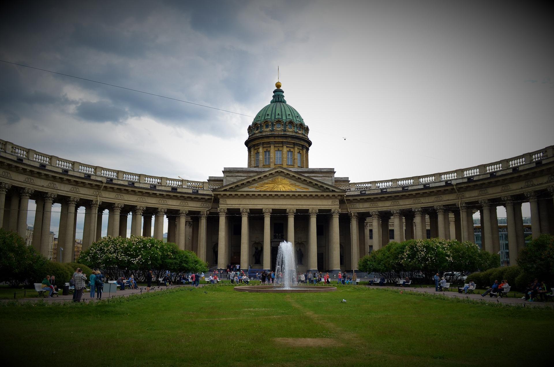 Качественные фото казанского собора