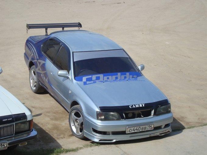 Блок предохранителей и реле Toyota Camry Toyota Vista 94-98