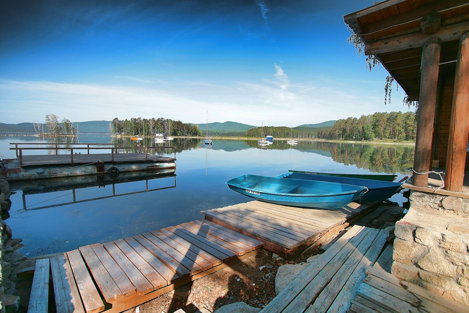 Отдых озеро тургояк фото