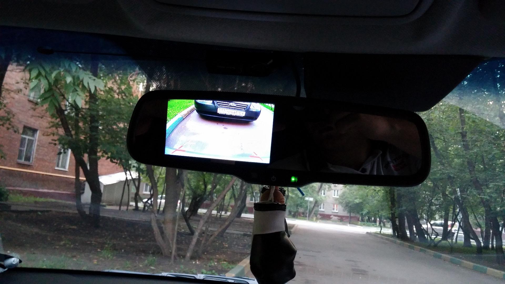 Регистратор в зеркале заднего вида с камерой заднего вида для соляриса недорогие и лучшие видеорегистраторы для автомобиля