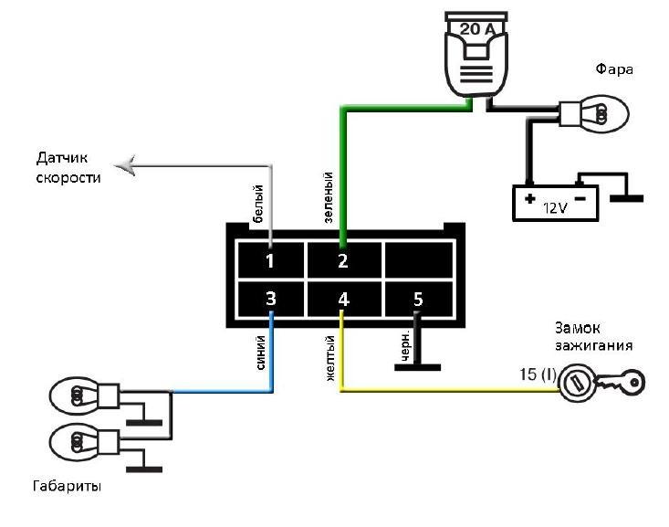 Подключал к ближнему свету, т.к. если подключить влоб к дальнему, то при включении DRL включается и лампочка дальнего...