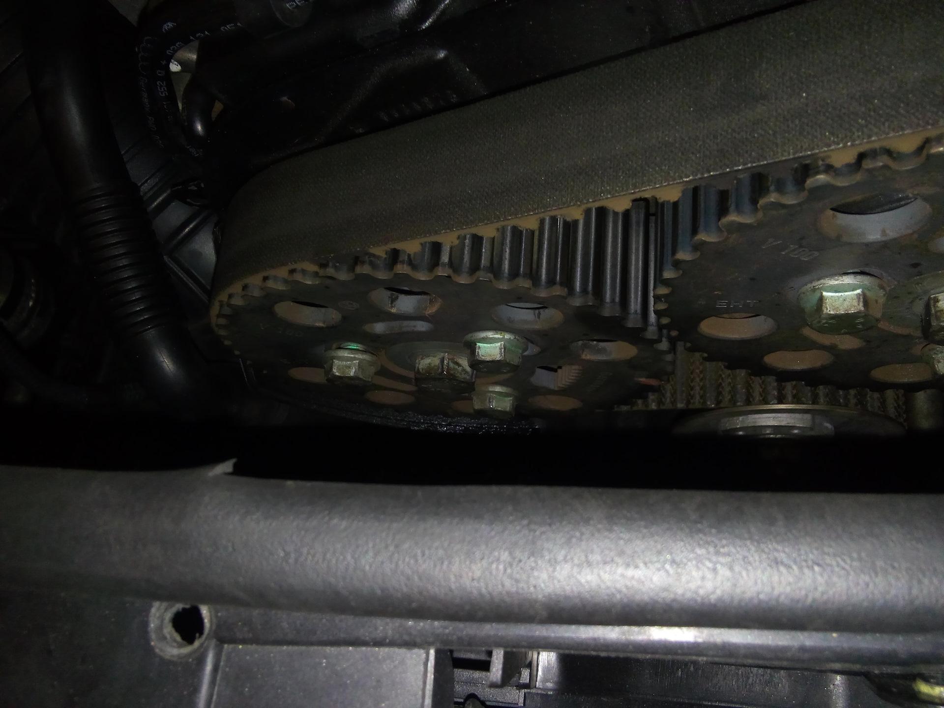 audi a4 двигатель громче работает