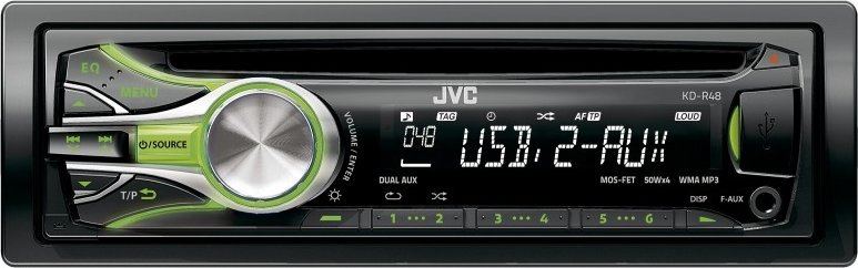 JVC KD R48 Warning Chk Wiring Then Reset Unit DRIVE2
