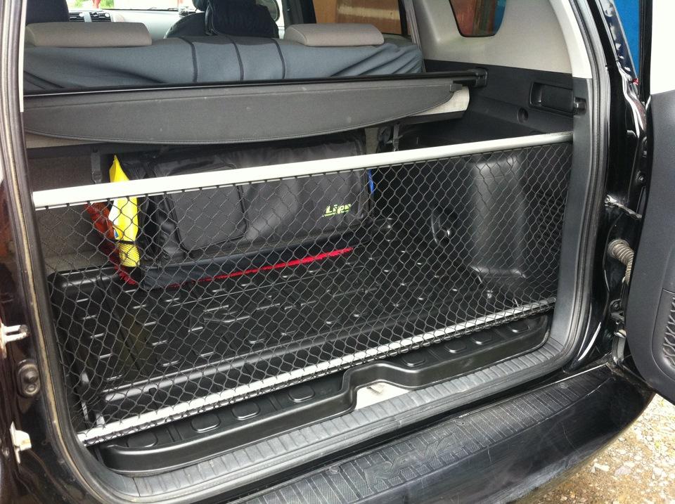 сетка багажника для toyota rav4