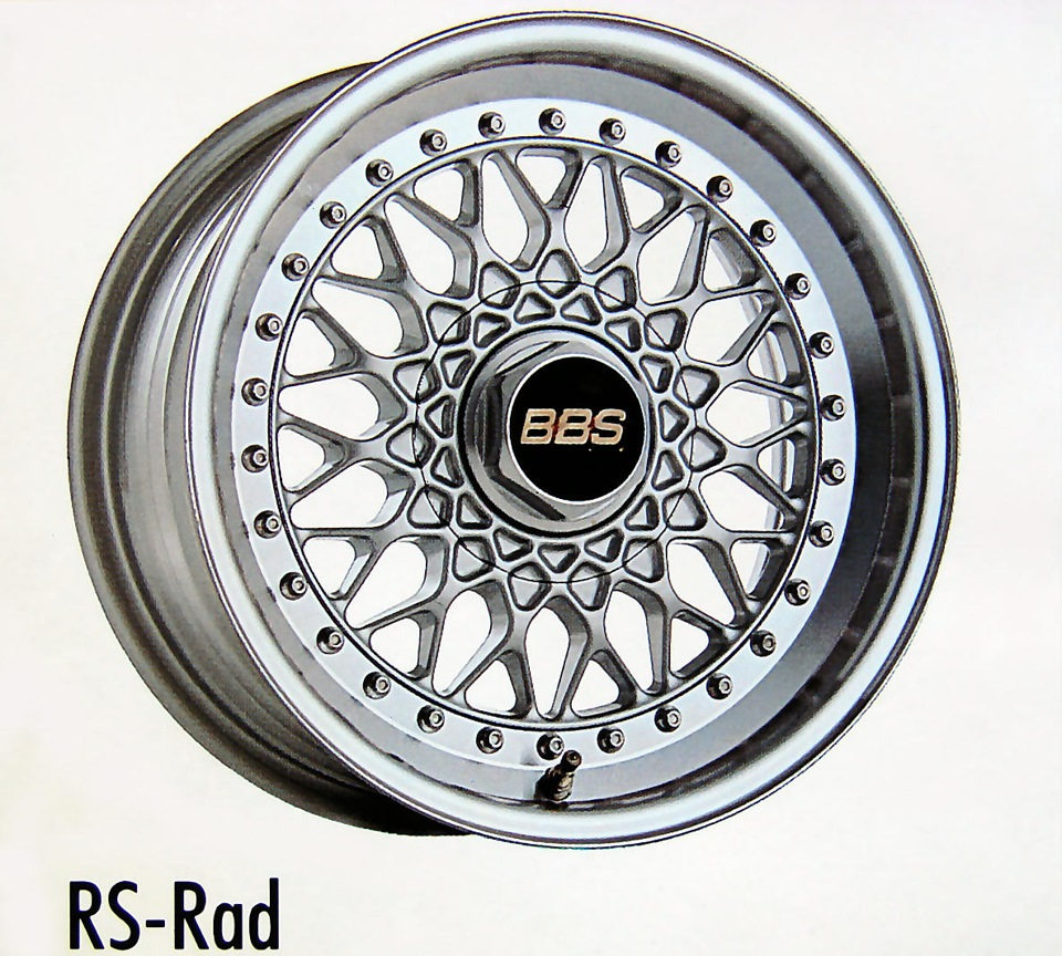 BBS RS Model number list — DRIVE2