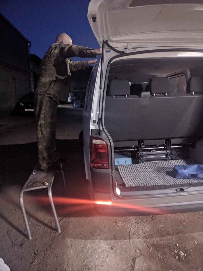 Багажник фольксваген транспортер сидения для транспортера т5