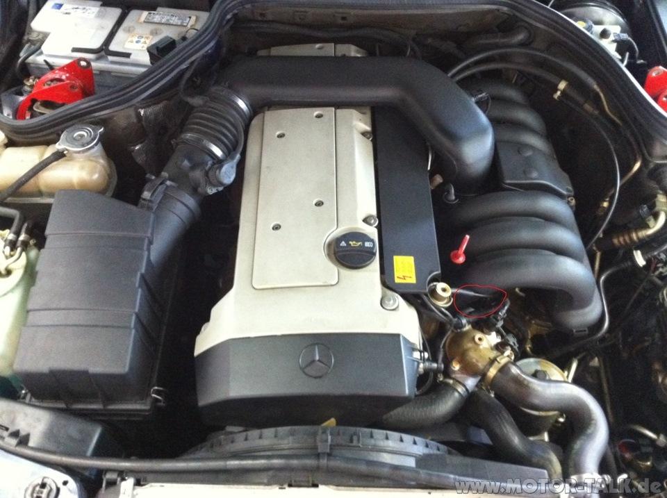 Двигатель М104 бортжурнал Mercedes Benz E Class Ray Ray