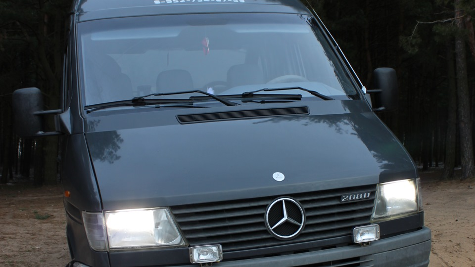 Mercedes benz sprinter drive2 for 2 5 million mercedes benz