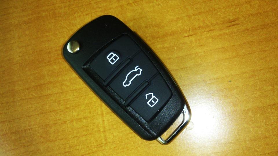 Качество ключа оставляет