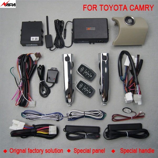 smart start toyota camry to red 2015 2006 drive2. Black Bedroom Furniture Sets. Home Design Ideas
