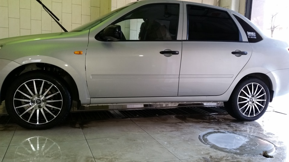 Размеры Лады Гранта размер шин колес дисков кузова
