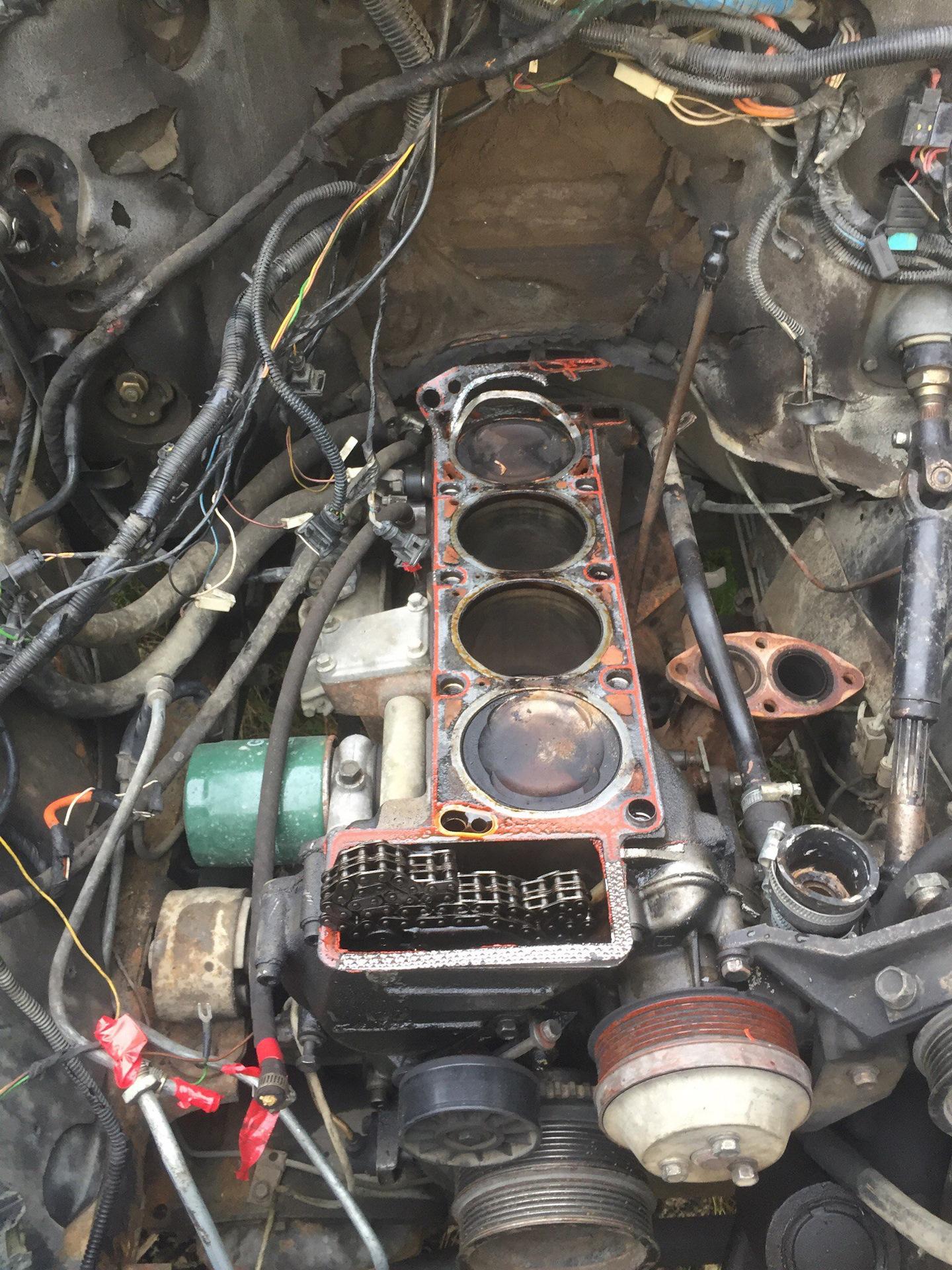 Ремонт двигателей уаз своими руками
