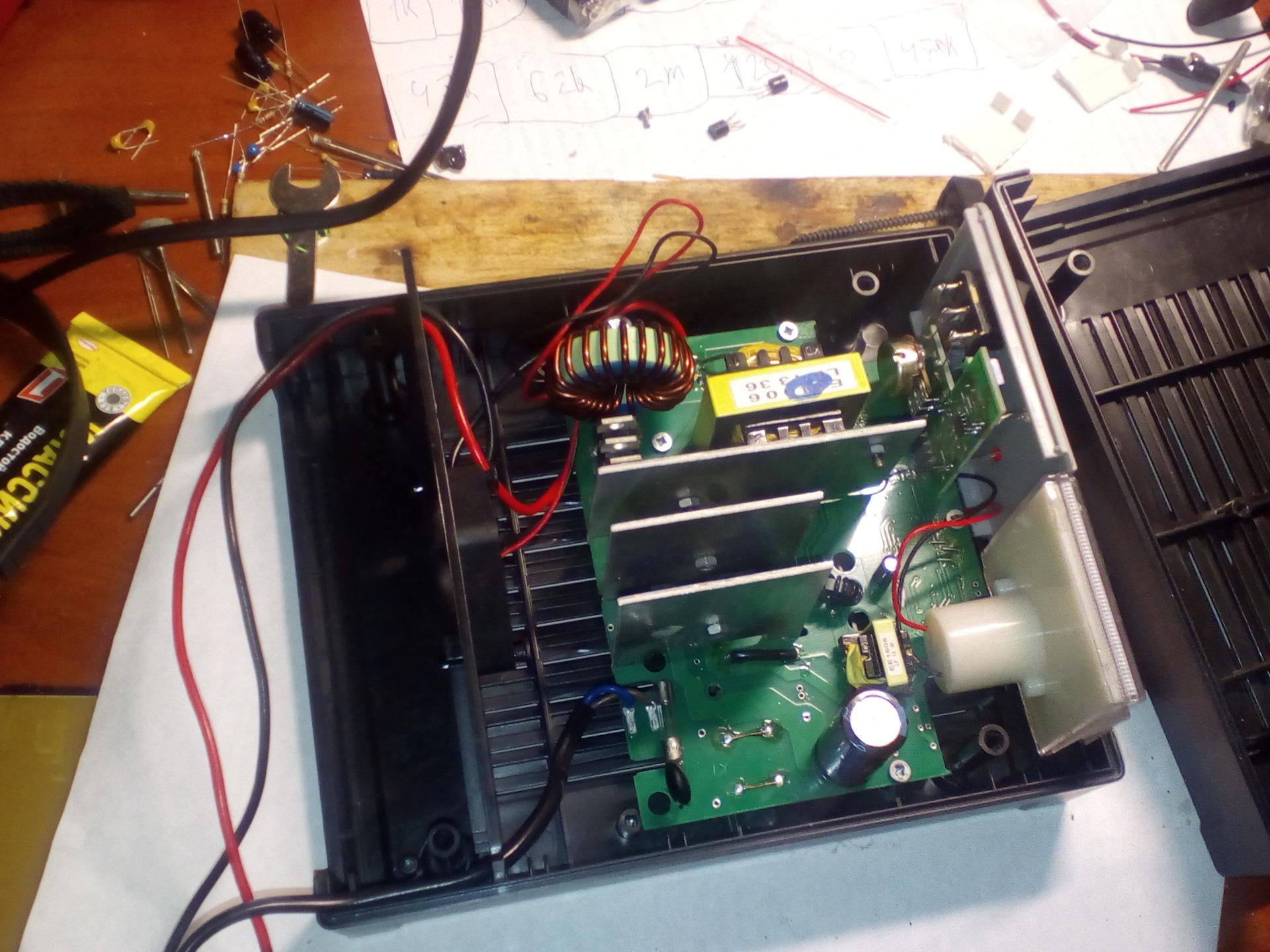 Зарядно-предпусковое устройство орион (orion) вымпел-30 для 12.