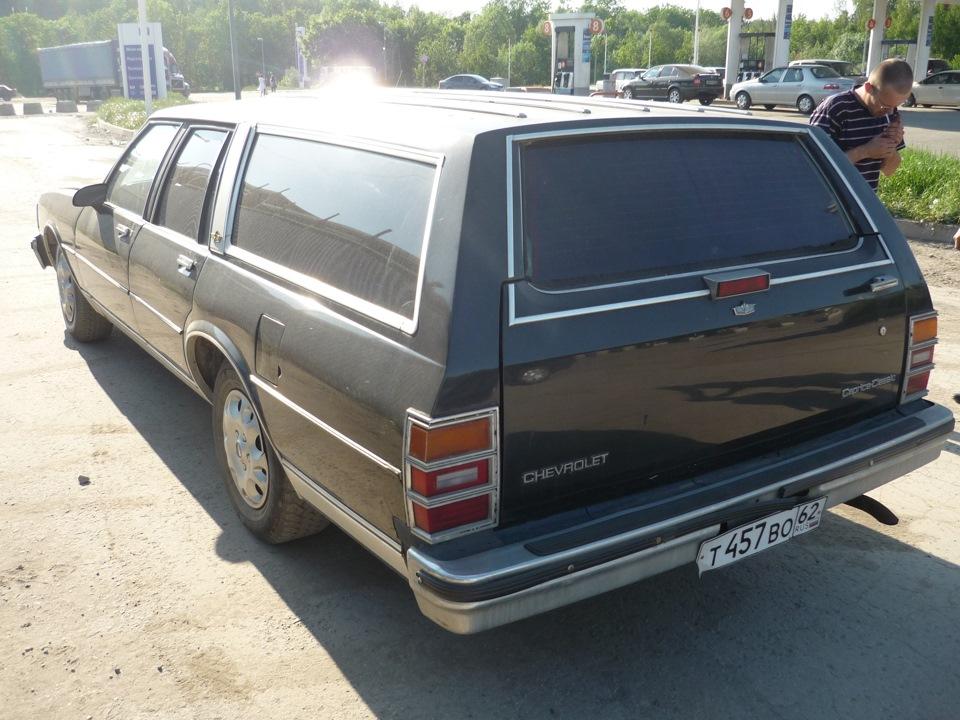 Chevrolet Caprice Classic Wagon 1989 from Russia E129dbcs-960
