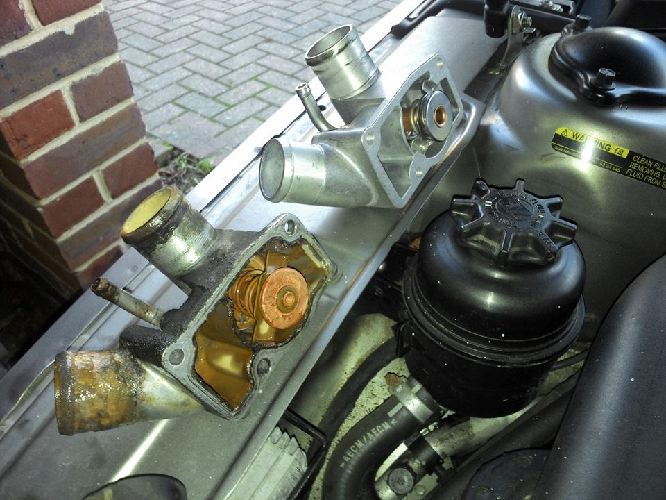 Uksaabs \u2022 View Topic Solved 95 Diesel Coolant Temperature Rhuksaabscouk: 2004 Saab 9 3 Thermostat Location At Gmaili.net